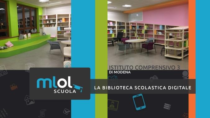 Evento MLOL Scuola, in diretta da Modena