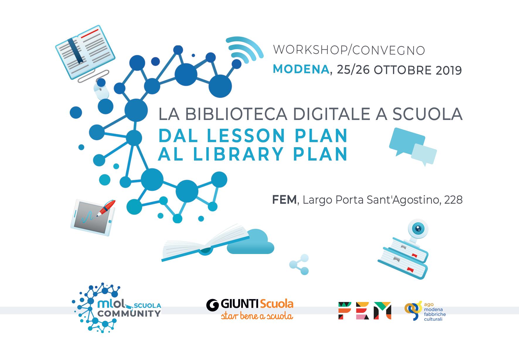 La biblioteca digitale a scuola