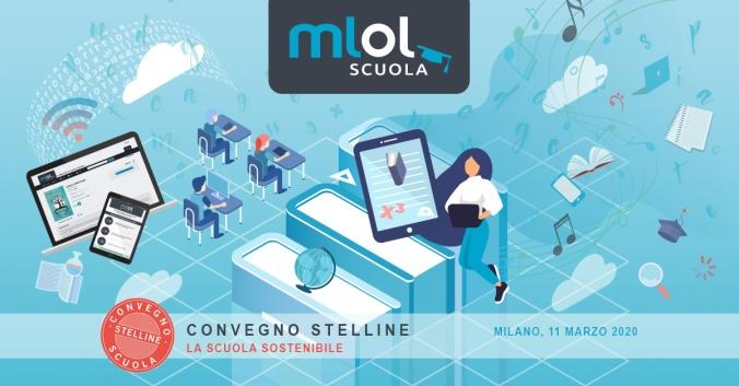 MLOL Scuola al Convegno Stelline Scuola