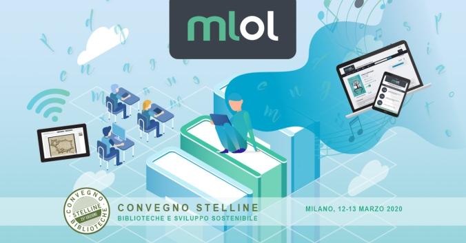 MLOL al Convegno Stelline 2020